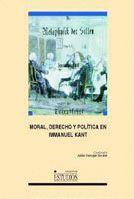 MORAL, DERECHO Y POLÍTICA EN I.KANT
