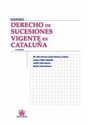 DERECHO DE SUCESIONES VIGENTE EN CATALUÑA