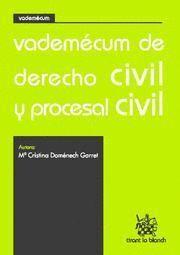 VADEMECUM DE DERECHO CIVIL Y PROCESAL CIVIL