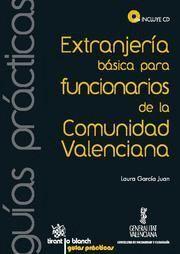 EXTRANJERIA BASICA PARA FUNCIONARIOS DE LA COMUNIDAD VALENCIANA