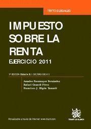 IMPUESTO SOBRE LA RENTA EJERCICIO 2011