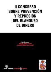 II CONGRESO SOBRE PREVENCIÓN Y REPRESIÓN DEL BLANQUEO DE DINERO