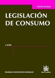 LEGISLACIÓN DE CONSUMO 2ª ED. 2011