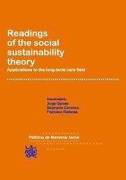 READINGS OF THE SOCIAL SUSTAINABILITY THEORY