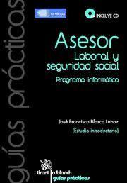 ASESOR LABORAL Y SEGURIDAD SOCIAL (PROGRAMA INFORMÁTICO)