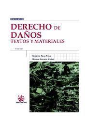 DERECHO DE DAÑOS TEXTOS Y MATERIALES