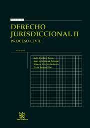 DERECHO JURISDICCIONAL II PROCESO CIVIL