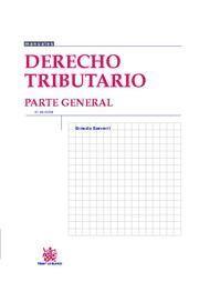 DERECHO TRIBUTARIO PARTE GENERAL