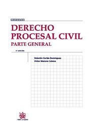 DERECHO PROCESAL CIVIL PARTE GENERAL