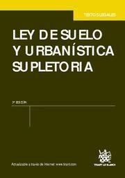 LEY DE SUELO Y URBANISTICA SUPLETORIA
