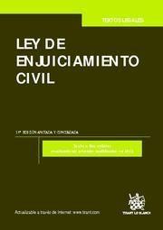 LEY DE ENJUICIAMIENTO CIVIL 19ª ED. 2011