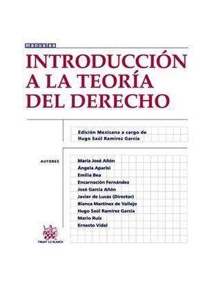 INTRODUCCIÓN A LA TEORÍA DEL DERECHO