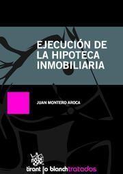 EJECUCIÓN DE LA HIPOTECA INMOBILIARIA