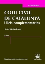 CODI CIVIL DE CATALUNYA I LLEIS COMPLEMENTÀRIES 4ª ED.2011
