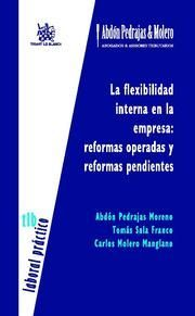 LA FLEXIBILIDAD INTERNA EN LA EMPRESA : REFORMAS OPERADAS Y REFORMAS PENDIENTE