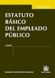 ESTATUTO BÁSICO DEL EMPLEADO PÚBLICO 2ª ED. 2012