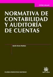 NORMATIVA DE CONTABILIDAD Y AUDITORÍA DE CUENTAS