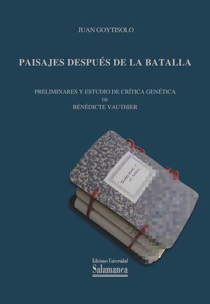 PAISAJES DESPUÉS DE LA BATALLA