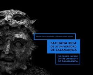 FACHADA RICA DE LA UNIVERSIDAD DE SALAMANCA