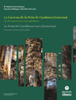 LA CAVERNA DE LA PEÑA DE CANDAMO (ASTURIAS)