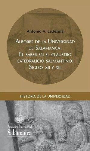 ALBORES DE LA UNIVERSIDAD DE SALAMANCA