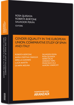 GENDER EQUALITY IN THE EUROPEAN UNION. COMPARATIVE STUDY OF SPAIN AND ITALY