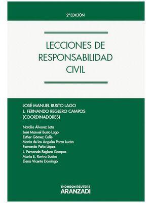 LECCIONES DE RESPONSABILIDAD CIVIL