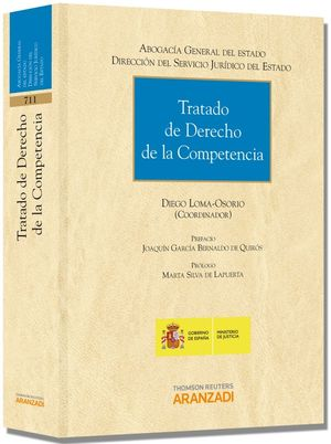TRATADO DE DERECHO DE LA COMPETENCIA