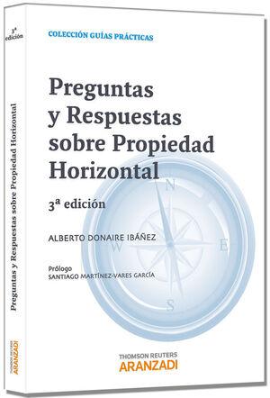 PREGUNTAS Y RESPUESTAS SOBRE PROPIEDAD HORIZONTAL