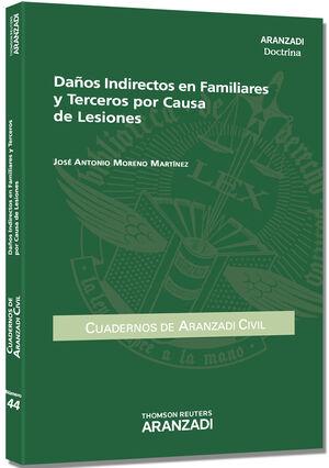DAÑOS INDIRECTOS EN FAMILIARES Y TERCEROS POR CAUSA DE LESIONES