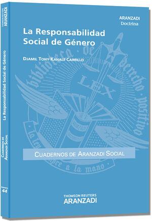 LA RESPONSABILIDAD SOCIAL DE GÉNERO