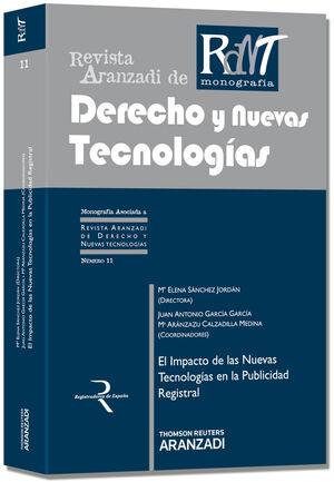 EL IMPACTO DE LAS NUEVAS TECNOLOGÍAS EN LA PUBLICIDAD  REGISTRAL