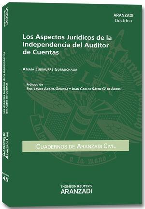 LOS ASPECTOS JURÍDICOS DE LA INDEPENDENCIA DEL AUDITOR DE CUENTAS