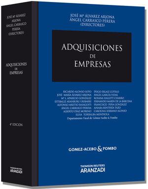 ADQUISICIONES DE EMPRESAS