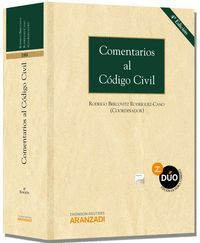 COMENTARIOS AL CÓDIGO CIVIL (PAPEL + E-BOOK)