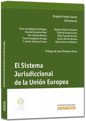 EL SISTEMA JURISDICCIONAL DE LA UNIÓN EUROPEA