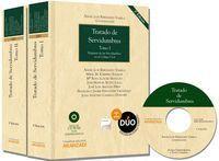 TRATADO DE SERVIDUMBRES (PAPEL+E-BOOK) RÉGIMEN DE LAS SERVIDUMBRES EN EL CÓDIGO CIVIL