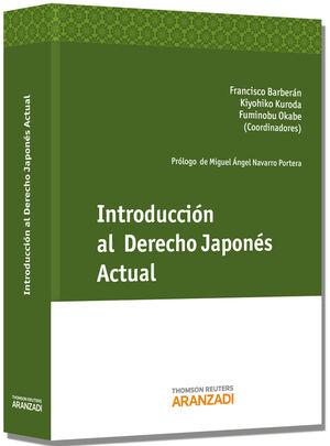 INTRODUCCIÓN AL DERECHO JAPONÉS ACTUAL