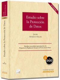 ESTUDIO SOBRE LA PROTECCIÓN DE DATOS (PAPEL + E-BOOK)