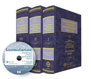 PROCEDIMIENTO Y PROCESO ADMINISTRATIVO PRÁCTICO I: PROCEDIMIENTO GENERAL (2.ª EDICIÓN)