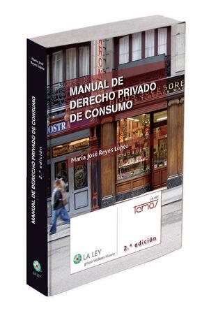 MANUAL DE DERECHO PRIVADO DE CONSUMO (2.ª EDICIÓN)