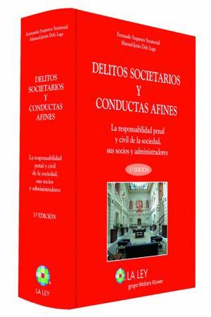 DELITOS SOCIETARIOS Y CONDUCTAS AFINES