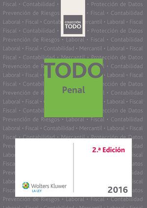 TODO PENAL (2.ª EDICIÓN)