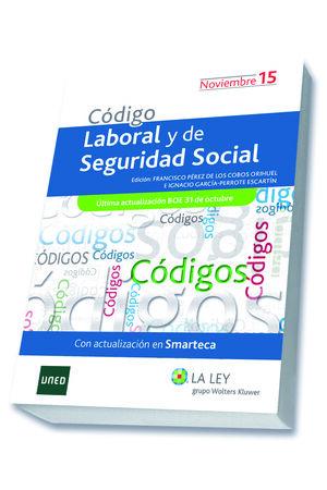 CÓDIGO LABORAL Y DE SEGURIDAD SOCIAL 2015