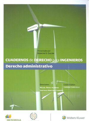 CUADERNO DE DERECHO PARA INGENIEROS, 38. DERECHO A