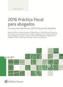 PRÁCTICA FISCAL PARA ABOGADOS 2016