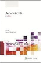 ACCIONES CIVILES (2.ª EDICIÓN)