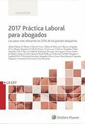 2017 PRÁCTICA LABORAL PARA ABOGADOS