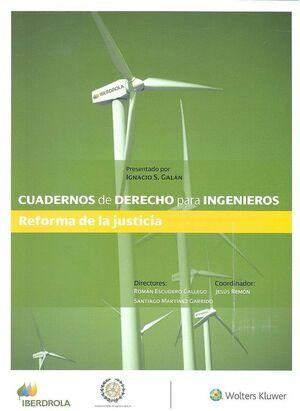 CUADERNOS DE DERECHO PARA INGENIEROS (N.º 40)