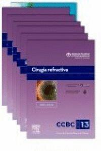 CURSO DE CIENCIAS BÁSICAS Y CLÍNICAS EN OFTALMOLOGÍA, 2011-2012, PARTE II (SECCIONES 8 A 13)